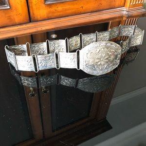 Accessories - Concho belt
